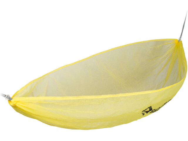 Sea to Summit Ultralight Hammock Single Yellow